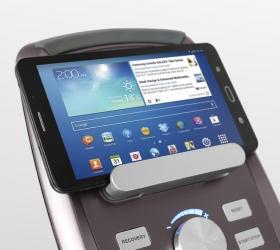 OXYGEN ELC Эллиптический эргометр - Подставка для планшета или книги