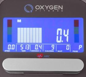 OXYGEN ELC Эллиптический эргометр - Цветной LCD дисплей