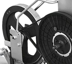 OXYGEN ELC Эллиптический эргометр - Элементы электромагнитной приводной системы magicFLOW™ FRONT PLUS
