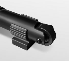 CARBON FITNESS T140 Беговая дорожка - Транспортировочные ролики