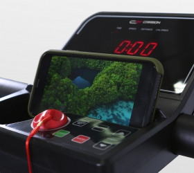 CARBON FITNESS T120 Беговая дорожка - Подставка для мобильных устройств